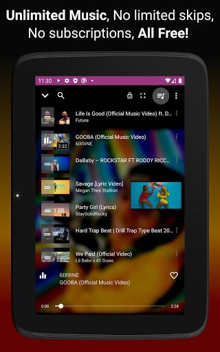Download music, Free Music Player, MP3 Downloader 1.126 screenshots 11