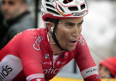 Belgen missen vlucht van de dag in de Vuelta