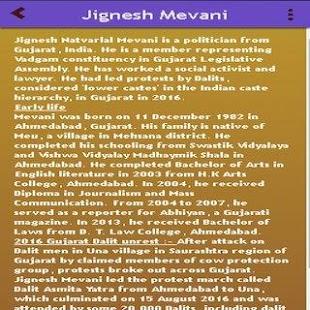 Jignesh Mevani Lion Of Gujarat - náhled