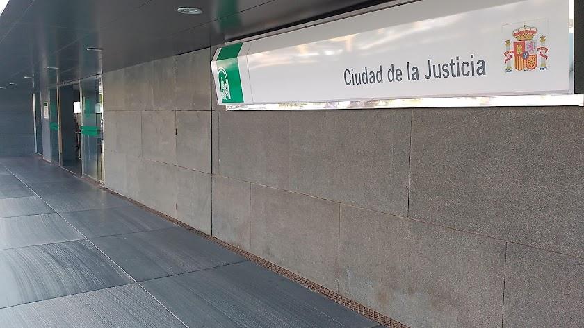 Ciudad de la Justicia de Almería, sede de los juzgados penales