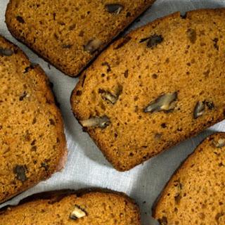 Pecan and Sweet Potato Bread Recipe