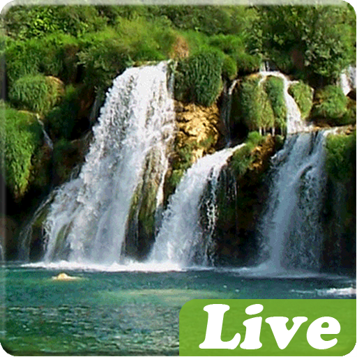 Waterfalls Live Wallpaper - Apps on