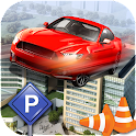 Stunt Car Parking Sim icon