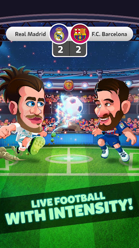 Head Soccer La Liga 2018 - Soccer Games  gameplay | by HackJr.Pw 1