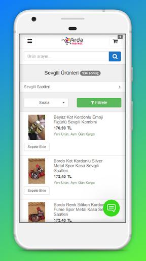 Arda Market screenshot 3