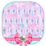 Pastel Pearls Keyboard Theme