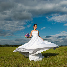 Wedding photographer Natalya Vyukova (vunaphoto). Photo of 19.08.2017