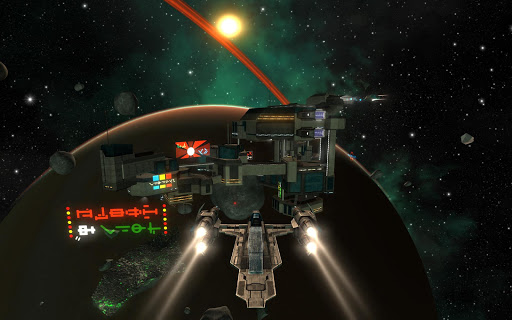 Vendetta Online (3D Space MMO) screenshots 4
