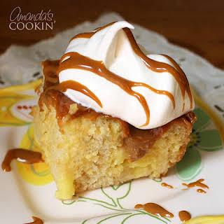 Vanilla Dream Crock Pot Cake.
