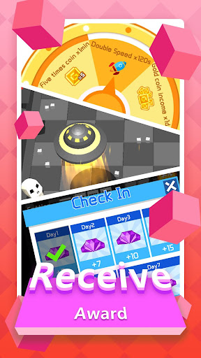 Code Triche Merge Cube - Idle Tower Defense APK MOD screenshots 5