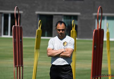 Aanvoerder Siebe Schrijvers omschrijft de persoonlijkheid van Johan Walem als coach