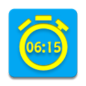 Alarm Clock + Timer + Stopwatch icon