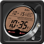 A06 Watchface for Moto 360