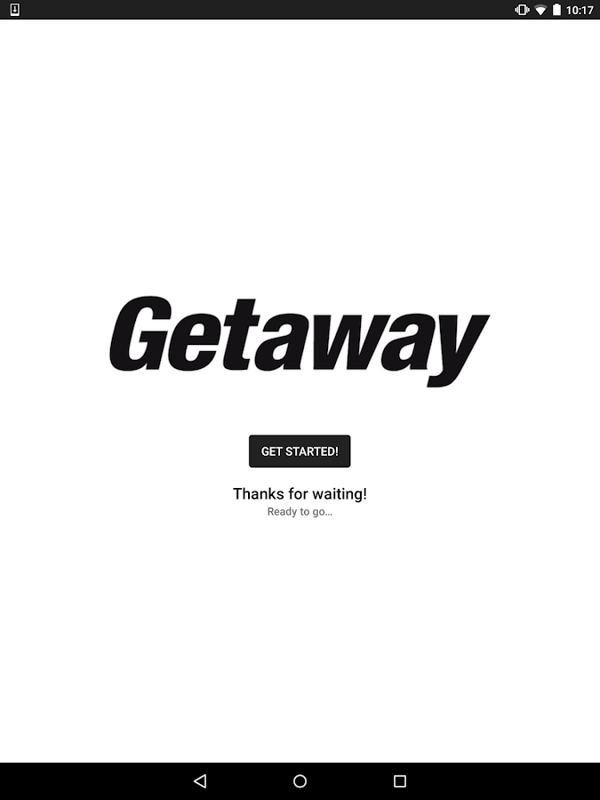 Getaway Magazine- screenshot