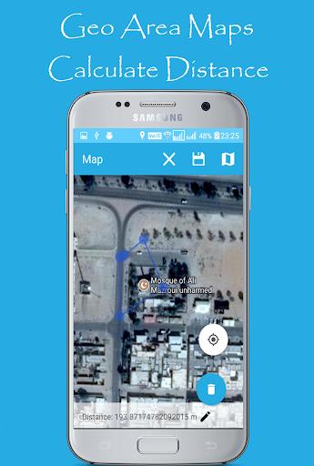 Geo Area Maps  screenshots 3