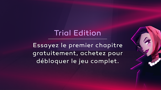 Agent A: Trial Edition  captures d'écran 1