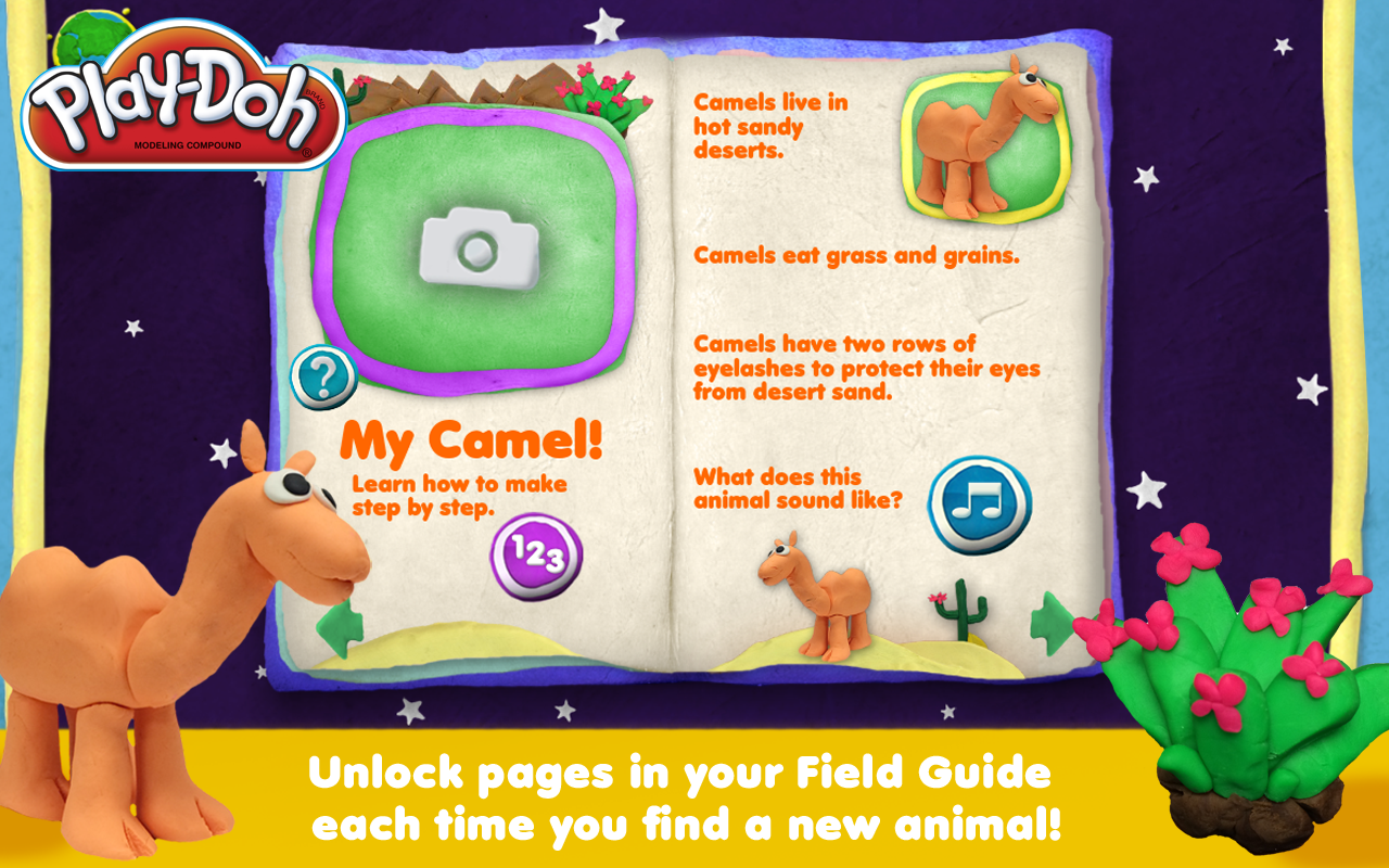 PLAY-DOH: Seek and Squish- screenshot