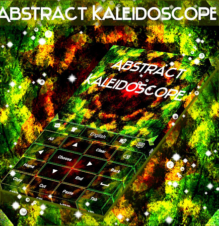 Abstract Kaleidoscope Keyboard 4.172.106.80 screenshot 1095685