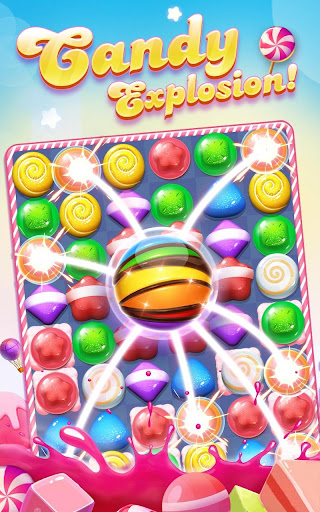 Candy Charming - 2019 Match 3 Puzzle Free Games for Android apk 11