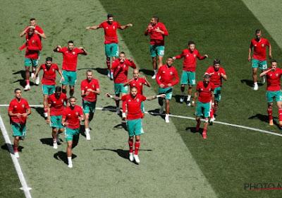 Un seul rouche repris pour les deux prochains matchs du Maroc