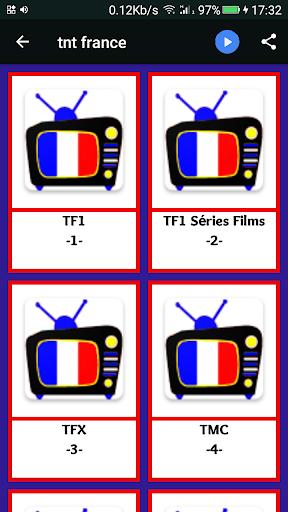 TNT France Direct TV 1.3 screenshots 2