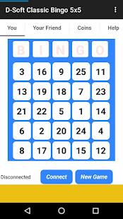 Download D-Soft Classic Bingo 5x5 For PC Windows and Mac apk screenshot 2