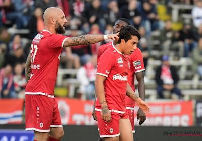 Le joueur de l'Antwerp, Omar Govea, veut participer à la prochaine Coupe du Monde avec le Mexique