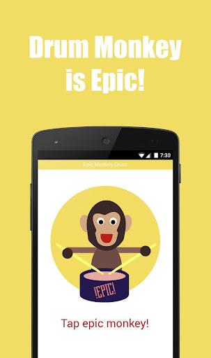 Epic Monkey Drum