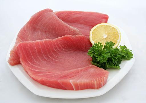 hải sản giúp bổ sung collagen