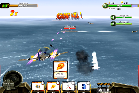 Tigers of the Pacific 3 Paid – Miniaturansicht des Screenshots