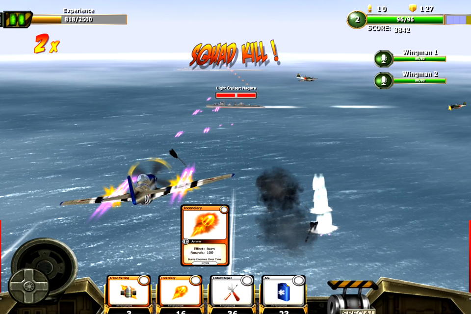 Tigers of the Pacific 3 Paid – Screenshot