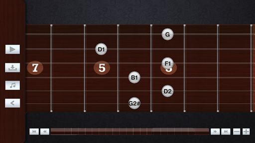 Play Virtual Guitar - Electric and Acoustic Guitar 1.4 DreamHackers 6