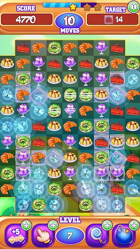 Bakery Mania: Match 3  screenshots 8