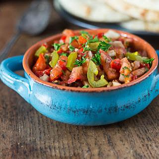 Ezme-Turkish Tomato Pepper Salad