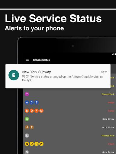 New York Subway u2013 Official MTA map of NYC  screenshots 9