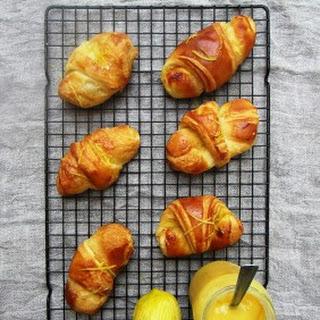 Lemon Drizzle Croissants Recipe