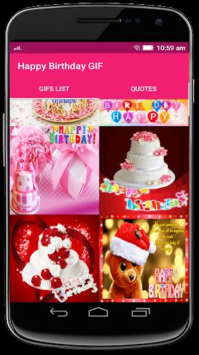 Happy Birthday GIF 13.0 screenshots 3