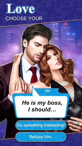 Fancy Love: Interactive Romance Game apkdebit screenshots 2
