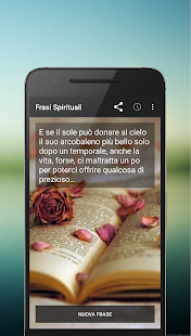 Frasi Spirituali- screenshot thumbnail