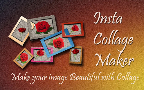 how to create multi image on insta collage