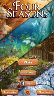 Mahjong Garden Four Seasons - Free Tile Game - náhled