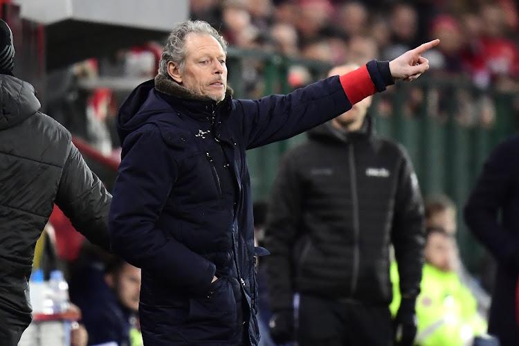 """Preud'homme: """"Wil niet in rol van underdog kruipen, maar Antwerp brengt ons wel vaker in de problemen"""""""