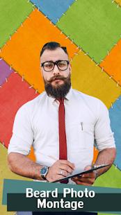 Beard Photo Montage - náhled