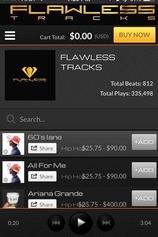 Flawless Tracks