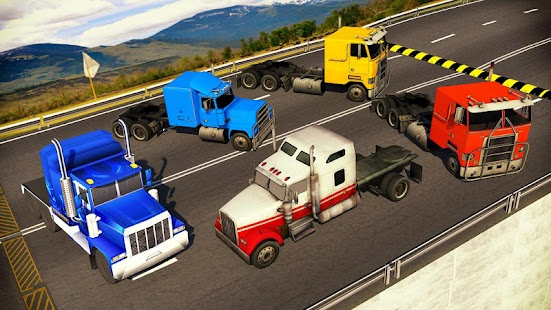 Download Chained Trucks against Ramp for PC and MAC