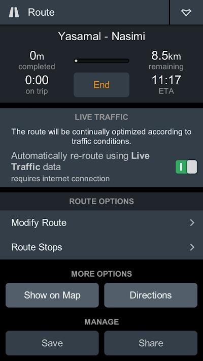 AzNav Offline GPS navigation APK Download - APKGO ONLINE