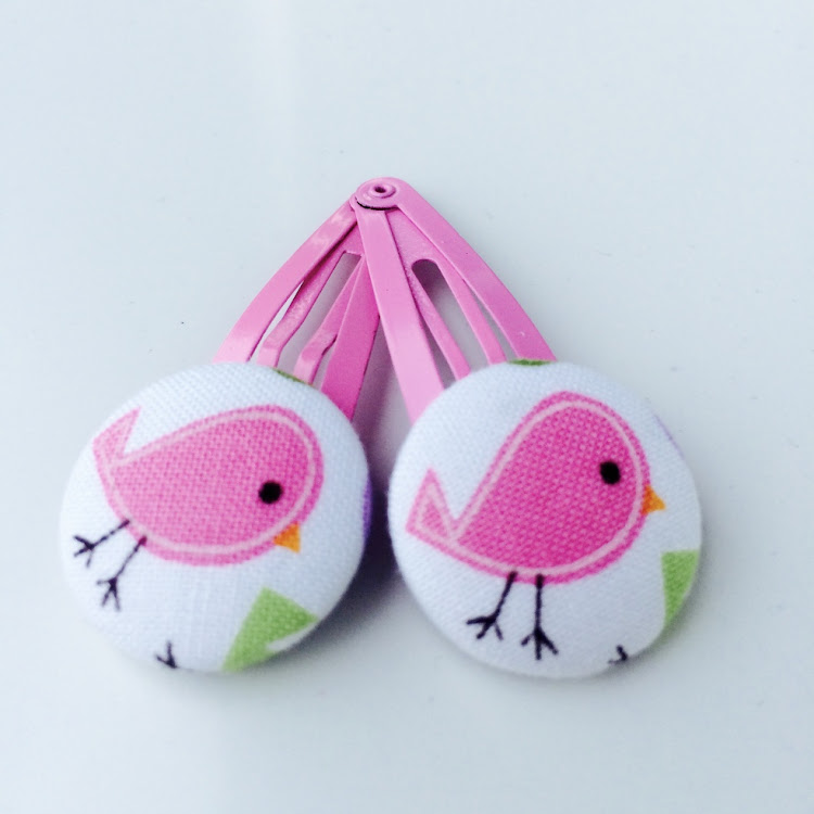 Pink Bird - Small