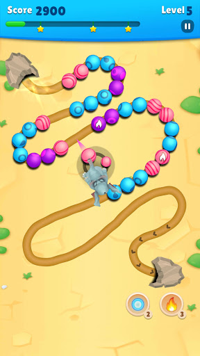 Marble Wild Friends screenshot 5
