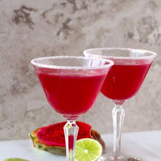 Prickly Pear Margarita.