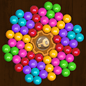 Wood Pop - Spin Bubbles icon